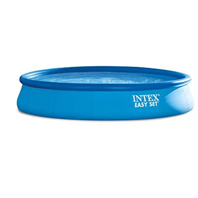 Intex 28157EH 15x33 Easy Set Pool Set Toy: Electronics