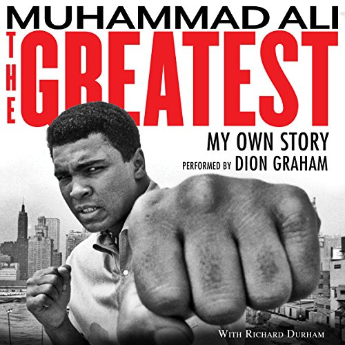 The Greatest: My Own Story cover
