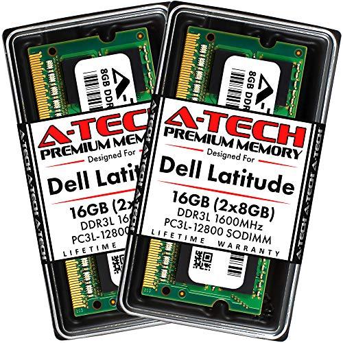 Memoria RAM 16GB para portatil Dell Latitude - DDR3/DDR3L