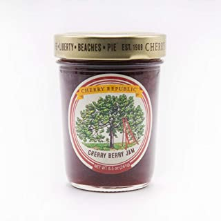 product image for Cherry Republic Cherry Berry Jam - Generous Chunks of Michigan Tart Cherries - 9 oz Jar