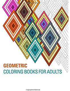 Amazon.com: Crystal Cave: The Ultimate Geometric Coloring Book ...