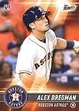 2017 Topps Bunt #4 Alex Bregman Houston Astros