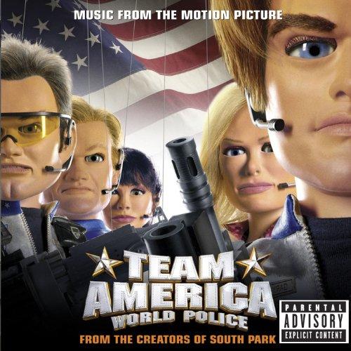 America, Fuck Yeah [Explicit] (Best Of Team America)