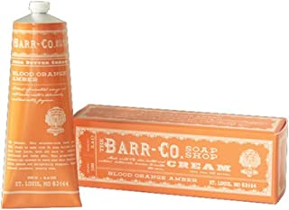 product image for Barr Co. Soap Shop Hand Cream, Blood Orange Amber