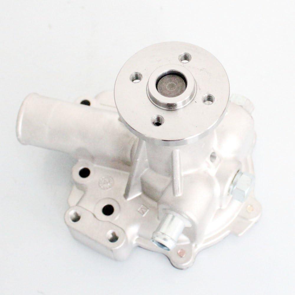 Bomba de agua para Ford New Holland cargadora compacta L140/LS140/L150/L160/LS150/LS160/lx565/lx665