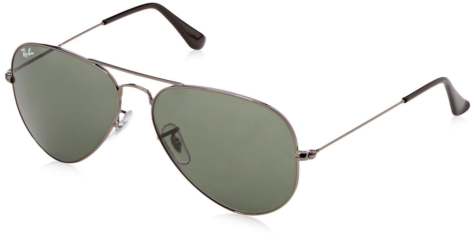 Rayban Aviator Sunglasses: Amazon.co.uk