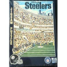 "Pittsburgh Steelers Jigsaw Puzzle ""Fandemonium"""