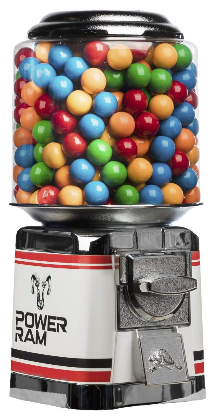 Gumball Machine with Gen 1 Ram Logos