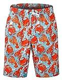 Men's Swimming Trunks with Pockets Beach Swimwear