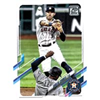$28 » 2021 Topps Series 1 & 2 Houston Astros Team Set with Carlos Correa & Jose Altuve…