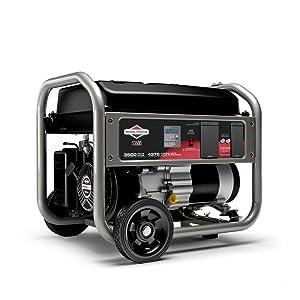 Briggs & Stratton S3500 3500W Portable Generator