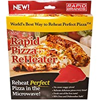 Rapid Pizza ReHeater - Reheat Perfect Pizza Every Time!
