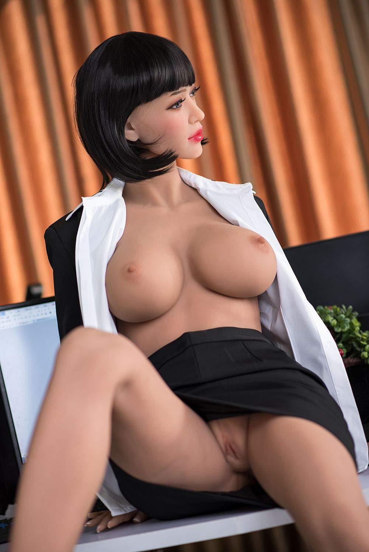 QWE Adulto 165 cm Silicona Silicona Silicona Masculino masturbación muñeca diversión Gran Pecho entidad Completa muñeca de Silicona, Sexo Oral, Sexo Anal, Sexo de Mama, coño (Embalaje Privado),2 5d5145