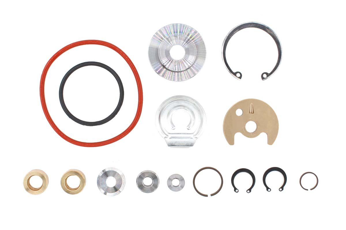 td04 TD04L Cargador de Turbo reconstruir Kit de reparación para Subaru Forester XT WRX baja: Amazon.es: Coche y moto