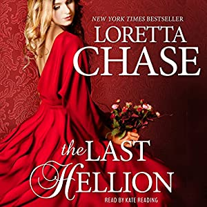 The Last Hellion Audiobook