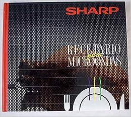 Recetario para microondas: María Dolores Vidal: Amazon.com ...
