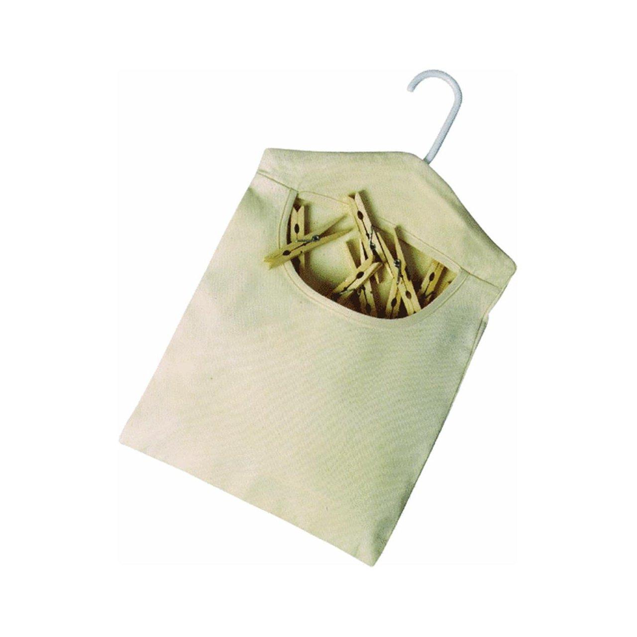 Homz/Seymour 1220049 11X15 Clothespin Bag 2