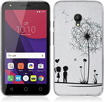 FUBAODA Funda para Alcatel One Touch Pixi 4(5) OT-5045X(5.0 Inch ...