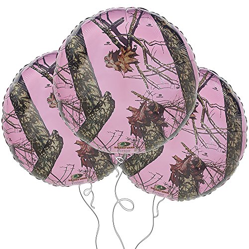 Party Explosions Pink Mossy Oak 18