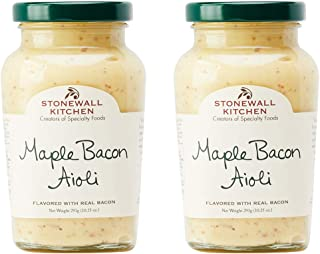 product image for Stonewall Kitchen Maple Bacon Aioli, 10.25 oz (Pack of 2)