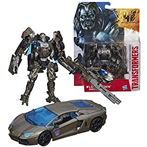 Amazon.com: Hasbro Year 2014 Transformers Movie Series 4
