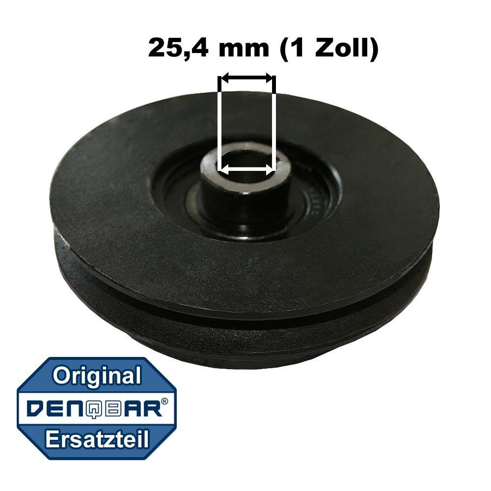 Vollautomatische Fliehkraftkupplung f/ür Einzelkeilriemen mit 25,4 mm Wellendurchmesser 1 Zoll