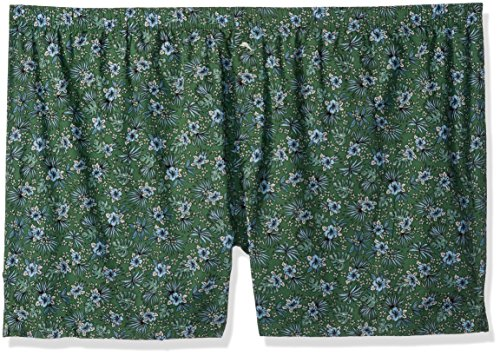 Tommy Bahama Men's Woven Boxer-Big, Floral Escape, - Shorts Big Tall Embroidered And