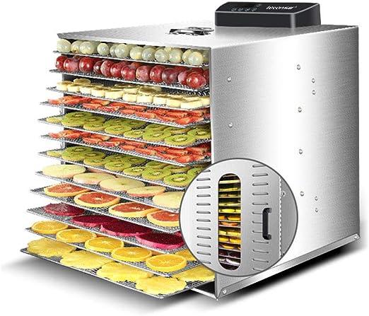 Secadora de Alimentos, Fruta y Verduras, Ventilador de ...