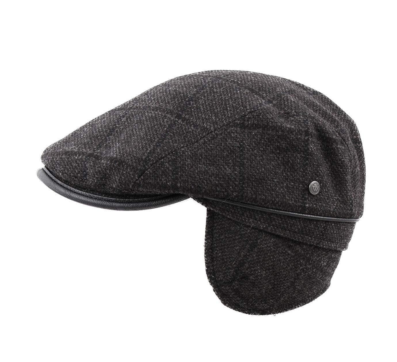 Wegener Mens Chollet Flat Cap
