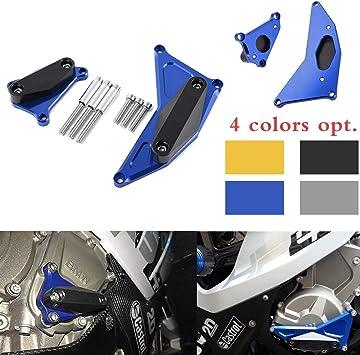 Titane Moteur Protecteur Stator Crash Sliders For BMW HP4 S1000R S1000RR S1000XR