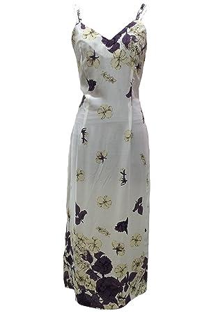 merr.Jarr Women Maxi Dress Backless Side Split Deep V Open Back Summer Sundress Size 16