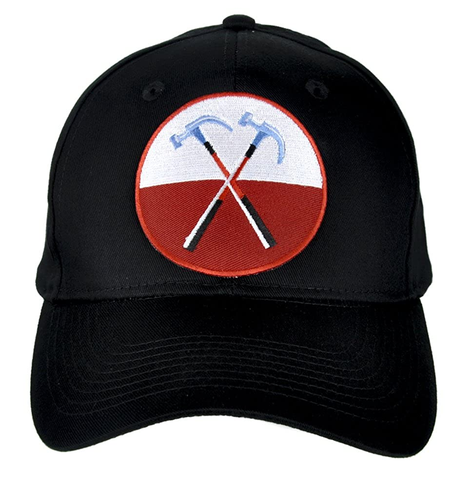 7c523d341da Amazon.com  Pink Floyd the Wall Hammers Hat Baseball Cap Alternative  Clothing  Clothing