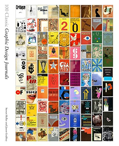 100 Classic Graphic Design Journals - Graphic Design Journals