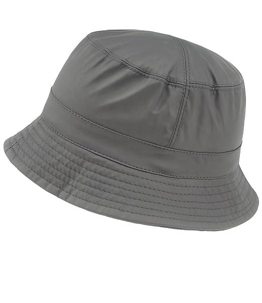 EveryHead Fiebig Sombrero De Pesca Los Hombres Pescador Gorro Reversible  Impermeable Otoño Resistente Al Agua Un Color Para (FI-47147-S17-HE0) incl  ... 60cd1c21fea