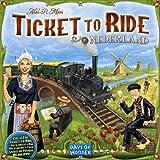 Days of Wonder Ticket to Ride: Map Collection Volume 4 - Nederland