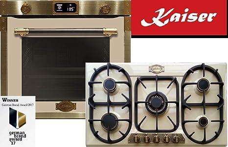 Kaiser Autark/Kaiser XXL Pyrolyse Horno eléctrico empotrable Elf ...