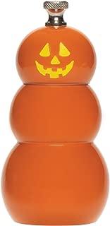 product image for Fletchers' Mill Jack O' Lantern Pepper Mill, 6 inch, orange