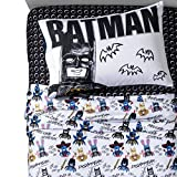LEGO Movie Sketchy Batman Twin Sheet Set