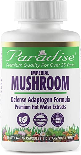 Imperial Mushroom Mushroom Supplement