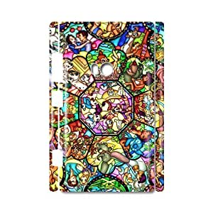 Canting_Good Stained Glass Custom Case Cover Shell for Custom Nokia 920