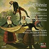 アルベニス : 作品集 ~ イベリア (全12曲) 他 (Isaac Albeniz : Iberia for piano (complete) , Alicia de LARROCHA , etc. / Cantos de Espana, Prelude, Mallorca, Rumoresde la Caleta | Jean-Joel BARBIER) [2SACD Hybrid] [輸入盤]