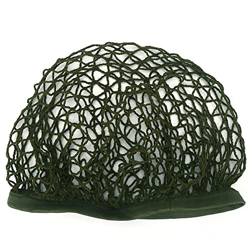 VGEBY Tactical Helmet Net Cover Camouflage Helmet Cover for M1 M35 M88 Helmet