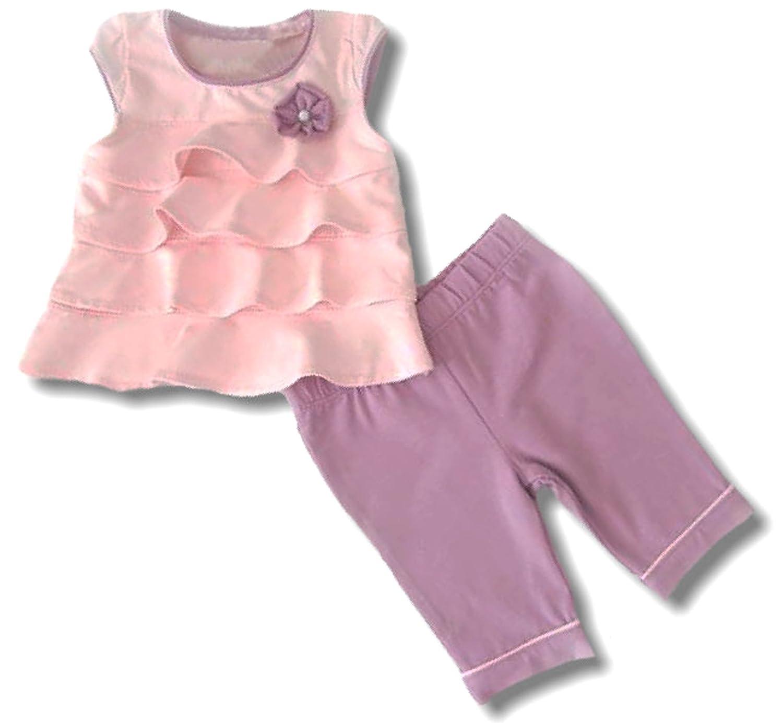 AM artmoda Voillant Top und 3/4-Leggings im Set Baby und Kind 105000089