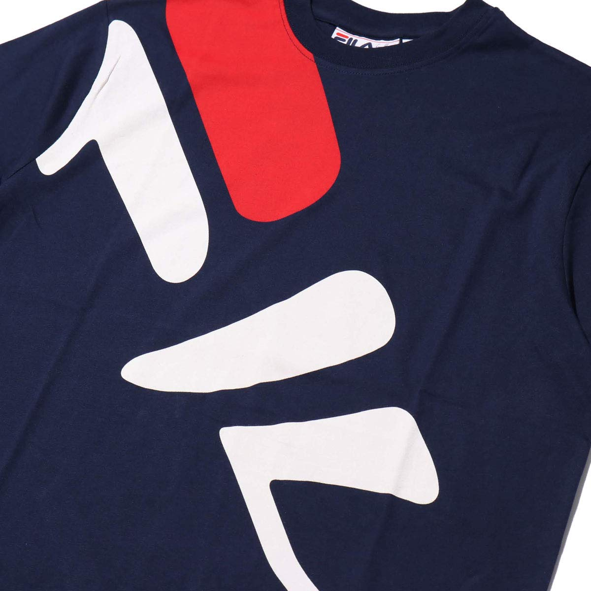 Fila Marcel Graphic T-Shirt (Peacoat, 2XL) by Fila (Image #3)