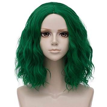Amazon.com: Pelucas cortas para mujer Bob Peluca de pelo ...