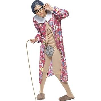 Oma Kostüm Damen Karneval Fasching