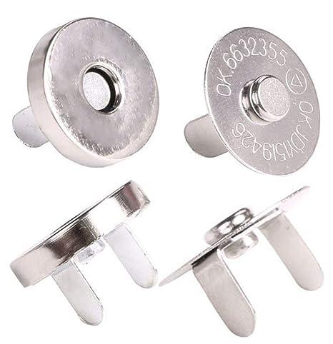 Mini Skater marca, 24 conjuntos Gunmetal Monedero magnético ...