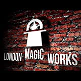 London Magic Works Floating Match on Card