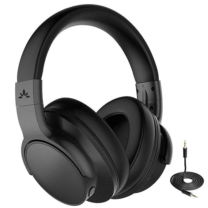 Avantree ANC031  Upgraded  Cuffie Bluetooth con Cancellazione del Rumore  attivo 5736fce0fc72