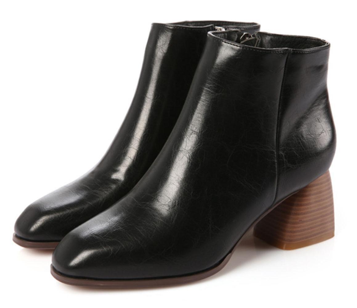 32b0f8295b37 KUKI fallen Stiefel weibliche Stiefel und grobe nackte Stiefel ...